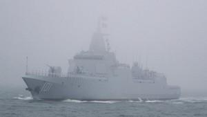 China Kembali Usir Kapal Perang AS Saat Hubungan Makin Tegang