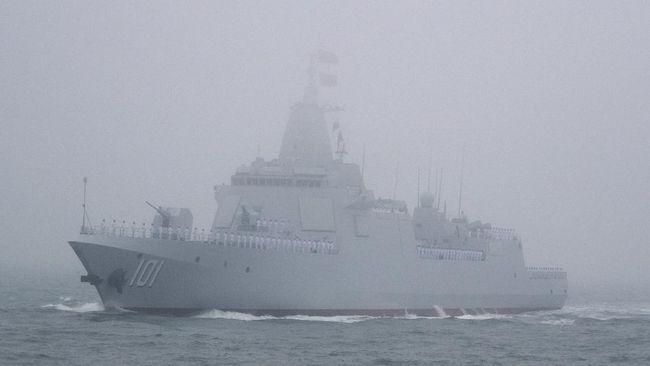 Menakar Kemampuan Kapal Perang China ala Xi Jinping
