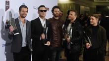Robbie Williams Reuni dengan Take That Gelar Konser Virtual