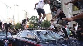 Cegah Kerusuhan, Jam Malam Diterapkan dari LA sampai New York