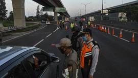 Daftar Lengkap Titik-titik Penyekatan di Jalan Tol Jawa-Bali