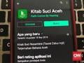 Pemerintah Aceh Protes Google Soal Aplikasi Kitab Suci Aceh
