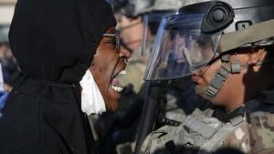 FOTO : Gelombang Protes Kematian George Floyd di AS