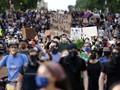 Balas Kritik AS, China Komentari Kerusuhan Demo George Floyd