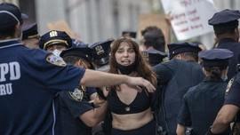 Polisi AS Tangkap 10 Ribu Orang dalam Demo George Floyd