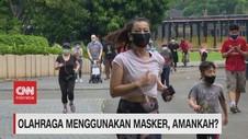 VIDEO: Ini Aturan Berolahraga Menggunakan Masker