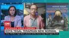 VIDEO: Kota Tegal Terapkan New Normal