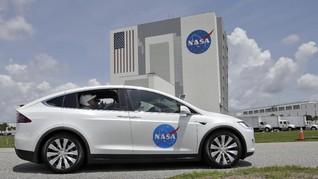 Usai Kasus Floyd, Wanita Afrika-AS Jadi Nama Markas Baru NASA