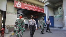 Panglima TNI dan Kapolri Siap Dukung New Normal Corona