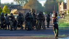 Antisipasi Protes Floyd, Garda Nasional di Minnesota Ditambah