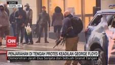 VIDEO: Penjarahan di Tengah Protes Keadilan George Floyd