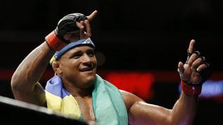 Hasil UFC: Gilbert Burns Menang Angka atas Woodley