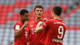 Bayern Munchen Bisa Juara Liga Jerman Malam Ini