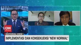 VIDEO: Implementasi dan Konsekuensi 'New Normal'