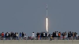 Pencapaian SpaceX Dinilai Tinggalkan Perang Dingin AS-Rusia