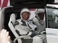 Layar Sentuh Bantu Penerbangan SpaceX ke Stasiun Luar Angkasa