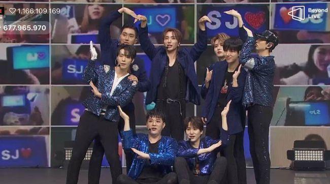 Boyband Super Junior akan tampil dalam ulang tahun ke-19 Trans TV bertajuk Transmedia Universe.