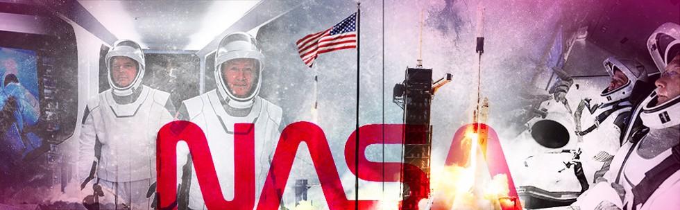 Spacex Antar Astronaut ke Angkasa