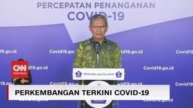 VIDEO: Update Corona 1 Juni: 26.940 Positif, 7.637 Sembuh