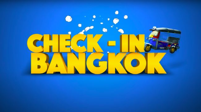 Check-In Bangkok