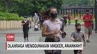 VIDEO: Olahraga Menggunakan Masker, Amankah?