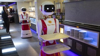 23 Juta Pekerjaan Akan Tergantikan oleh Robot