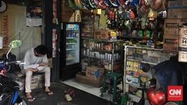 Kembang Kempis Bengkel Tambal Ban Selama Pandemi Corona