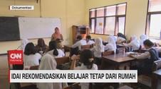 VIDEO: IDAI Rekomendasikan Belajar Tetap dari Rumah