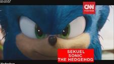 VIDEO: Sekuel Filem Sonic The Hedgehog Versi Live Action