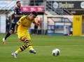 MU Gigit Jari Usai Dortmund Resmi Tahan Sancho