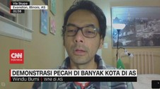 VIDEO: Demonstrasi Pecah di Banyak Kota di AS