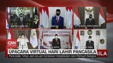 VIDEO: Upacara Virtual Hari Lahir Pancasila