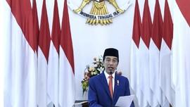 Hari Pancasila, Jokowi Sebut Corona Menguji Persatuan Bangsa