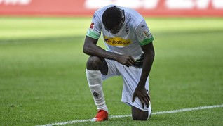 Bundesliga dan George Floyd: 4 Pemain Muda Ikut Protes