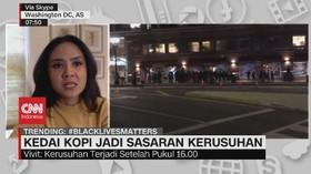 VIDEO: Kedai Kopi Jadi Sasaran Kerusuhan