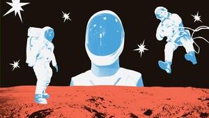INFOGRAFIS: Kostum Astronaut dari Masa ke Masa