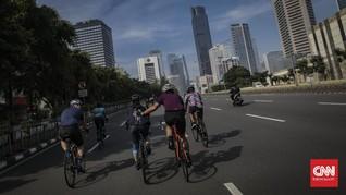 Pemerintah Bantah Pungut Pajak Sepeda
