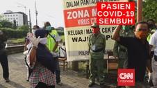 VIDEO: 20 Pasien Covid-19 Sembuh