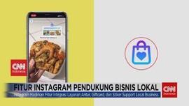 VIDEO: Fitur Instagram Pendukung Bisnis Lokal