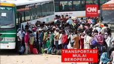 VIDEO: India & Bangladesh Buka Kembali Transportasi Publik