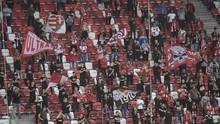 Geliat Sepak Bola Eropa Bangkit dari Mati Suri