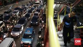Jakarta Macet Lagi, Dishub DKI Belum Terapkan Ganjil Genap