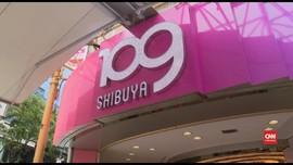 VIDEO: Pusat Belanja Paling Tenar di Tokyo Kembali Buka