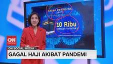 VIDEO: Gagal Haji Akibat Pandemi