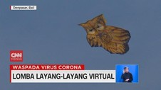 VIDEO: Lomba Layang-layang Virtual