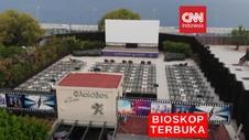 VIDEO: Bioskop Kembali Dibuka