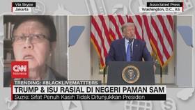 VIDEO: Trump & Isu Rasial di Negeri Paman Sam