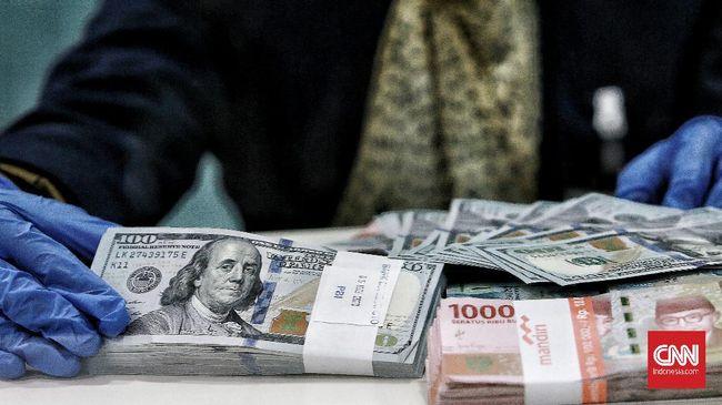 Ekonom menilai rupiah perkasa di tengah kontraksi ekonomi karena kondisi tersebut sudah diprediksi sebelumnya.