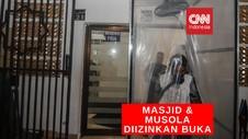 VIDEO: 5.847 Masjid dan Musola Diizinkan Dibuka