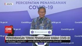 VIDEO: Update Corona 2 Juni: 27.549 Positif, 7.935 Sembuh